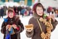 Народный праздник «Как на масленной неделе мы блины пекли и пели» в Новогрудке