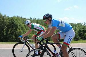 Чемпионат и первенство Республики Беларусь по велоспорту на шоссе в Новогрудке