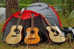 Региональный фестиваль бардовской песни памяти В.С. Высоцкого «Музыка сердец» в Новогрудском районе
