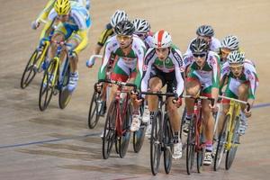 Международные соревнования по велоспорту «Гран-при Минска»