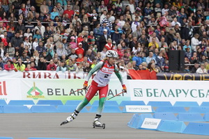 Международный биатлонный фестиваль «Гонка легенд – звезды биатлона за мир» в Раубичах