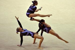 Международные соревнования стран Балтии и СНГ по спортивной акробатике «Кубок космонавтики»