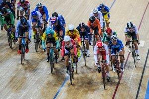 Этап Кубка мира по велоспорту на треке (19 - 21 января 2018 г.)