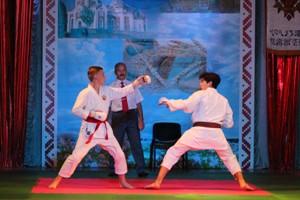 Культурно-спортивный праздник «Бастионы мира» (18 - 19 августа 2018 г.)