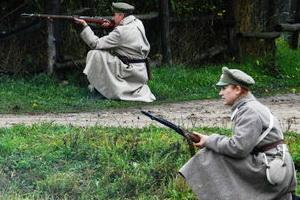 День перемирия и памяти героев и жертв Первой мировой войны (конец октября-начало ноября, 2018г.)