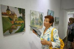 Выставки живописи Сергея Сотникова «Городские этюды» (До 13 мая 2018 г.)