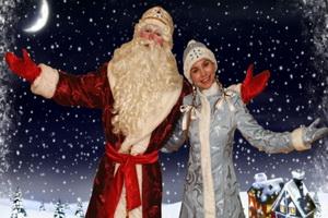Карнавальное шествие Дедов Морозов и Снегурочек (21 декабря 2018 г.)