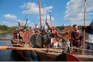 I-ый международный фестиваль средневековой культуры «Сульский замок» (19-20 мая 2018 года)