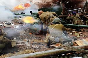 «День Артиллериста» (17 ноября  2018 года)