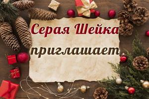 Новогоднее путешествие в резиденцию Снежной Королевы в агроусадьбе «Серая Шейка» (с 20 декабря по 20 января 2019 года)