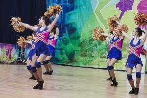 Открытый чемпионат Беларуси по чирлидингу (30-31 марта 2019 года)
