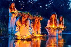 The Kupala night festival in Ozertso (21-23 of June and 6-7 of July, 2019)