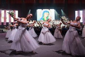 Международный фестиваль духовной музыки «Магутны Божа» (май 2019 г.)
