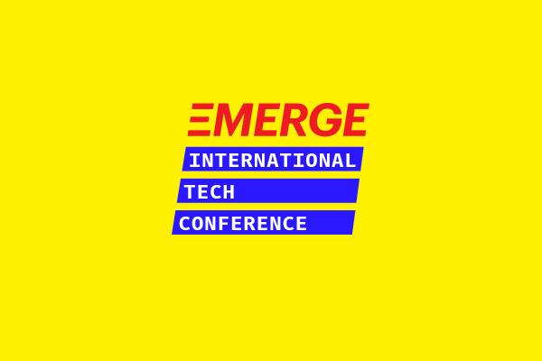 Канферэнцыя «Emerge — Tech Conference» (04-05 чэрвеня 2019 г.)