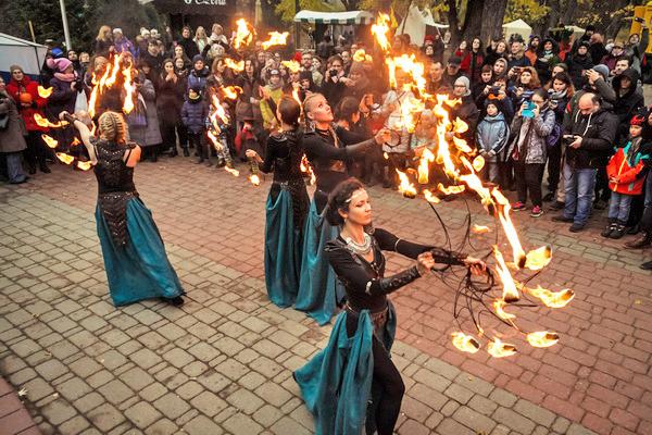 Фестиваль кельтской культуры «Самайн»