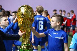 Международный детский турнир по футболу «Наше будущее» (04 февраля - 06 марта 2020 года)