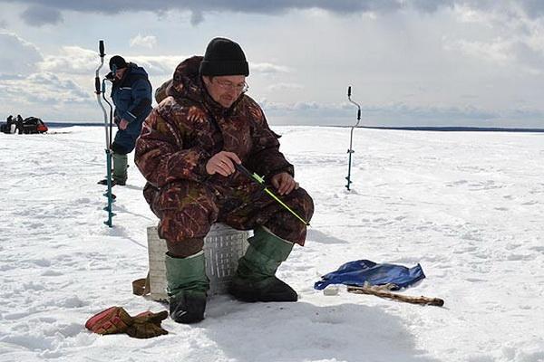 Фестиваль зимней рыбалки «Зимнее многоборье» (1 - 2 февраля 2020 года)