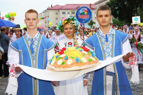 Фестиваль национальных культур в Гродно (5-6 июня 2020 года)