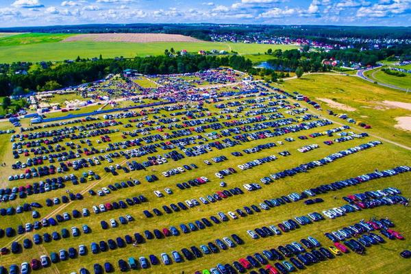 Автомобильный фестиваль Sun Day - 2020 (18 июля 2020 года)