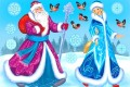 Праздник  «Дед  Мороз и Снегурочка» (12 декабря 2020 г.)