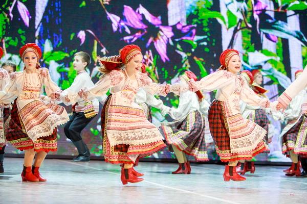 V Международный конкурс-фестиваль хореографического мастерства «Славянские Самоцветы 2021»