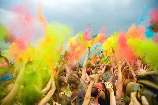 Фестиваль красок «ColorFest»