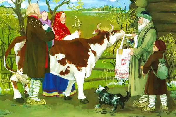 Праздник земледельческого календаря Юрье (8 мая 2021 года)