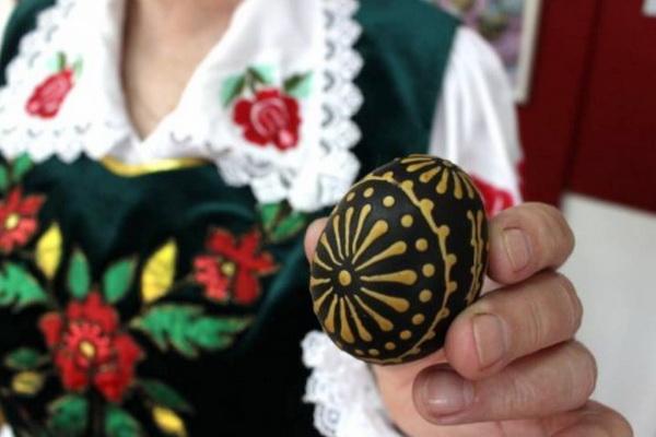 «Праздник писанки» в д. Сопоцкин (11 апреля 2021 г.)