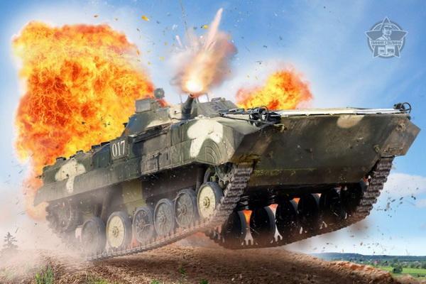 Соревновательное шоу боевых машин (12 июня 2021 года)