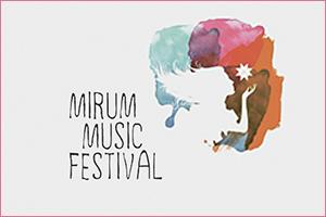 Музыкальный фестиваль Mirum Music Festival (с 12 по 14 августа)