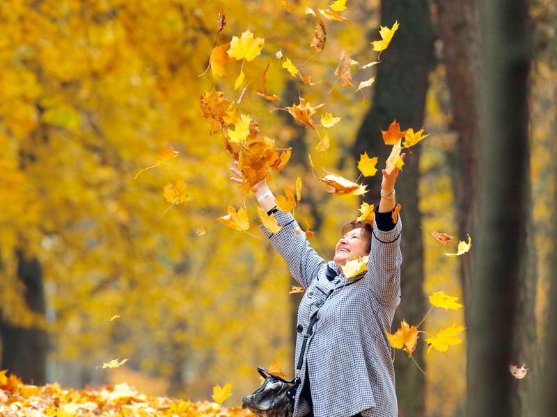 Клімат Беларусі – Восень у Беларусі