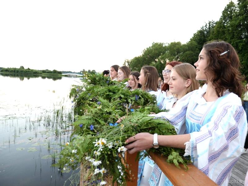 Климат Беларуси - Лето в Беларуси