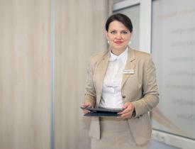 Директор Марина Владимировна Гнедая