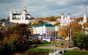 Витебск - Здравнево