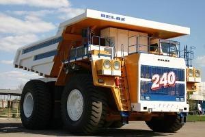 БЕЛАЗ - бренд Беларуси