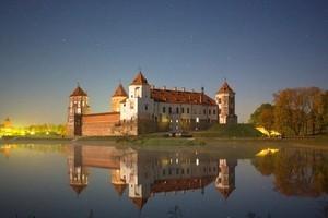 Экскурсия Мирский замок