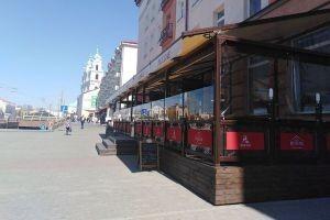 hotel complex Neman Grodno