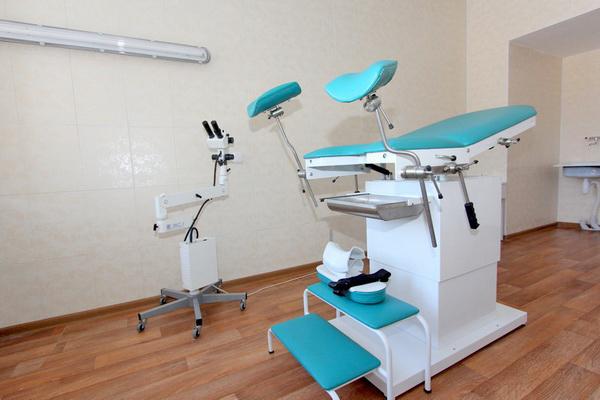 Радиоволновой метод лечения эрозии шейки матки в санатории Приозерный