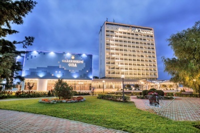health resort Yunost