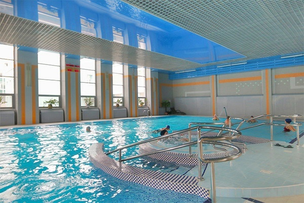 health resort Priozerny