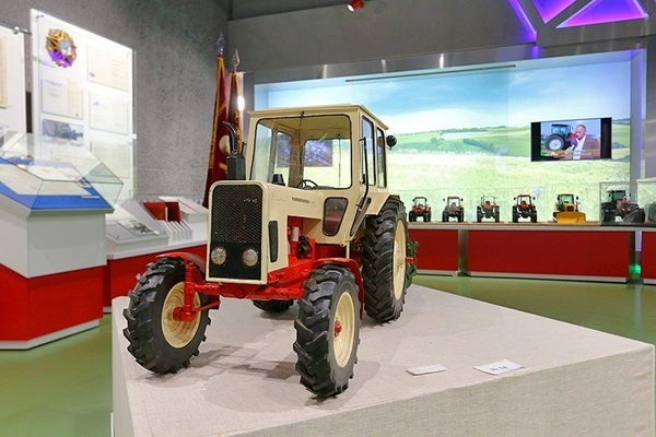 Exсursion Minsk Tractor Works