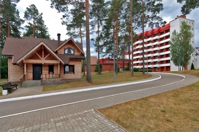 health resort Belaya Rus
