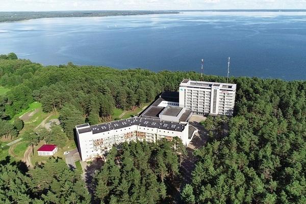 санаторий Нарочанка