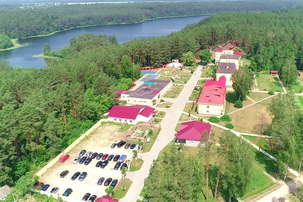 санаторий Лесные озера