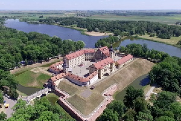 Exсursion Mir Castle - Nesvizh Palace