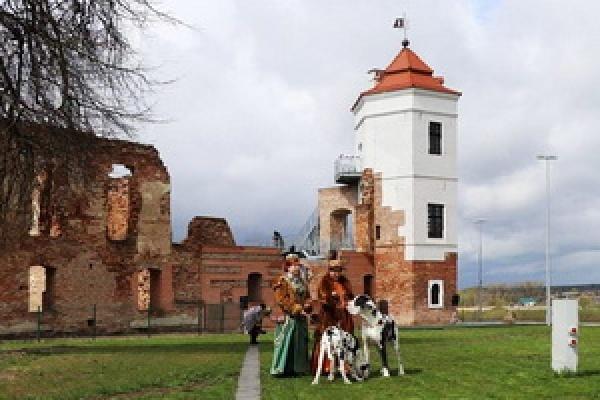 Экскурсия Заславль - Крево - Гольшаны