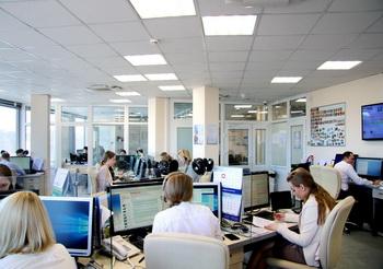 Офис белорусского туроператора